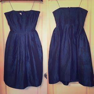 Donna Morgan strapless dress